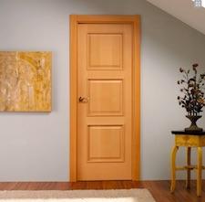 Puerta interior moldura plana 3200