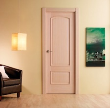 Puerta interior moldura plana 500 MPL