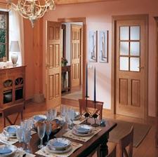 Puerta interior clásica 4000