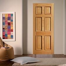 Puerta interior clásica 6000