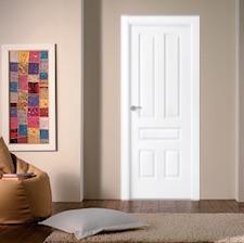 Puerta interior blanca 5000