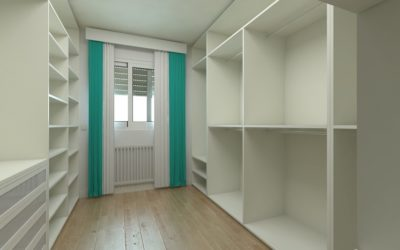 ¿Has pensado en iluminar tu armario?
