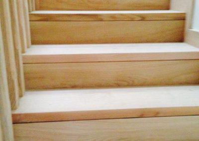 Escalera estilo nordico