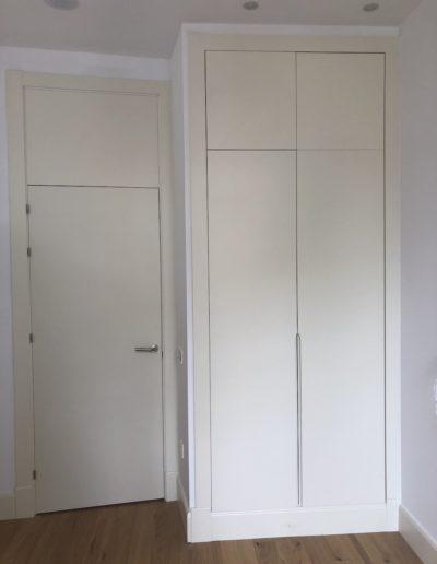Puertas de armarios lacadas_Puertas Lis
