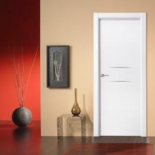 Puerta interior blanca 20400