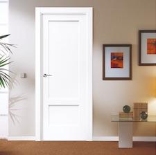 Puerta interior blanca 22200