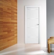 Puertas interior blanca 9500