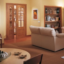 Puerta interior clásica 5000