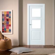 Puerta lacada blanca 3200