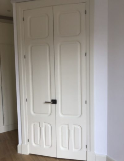 Puertas de interior restaurada_Puertas Lis